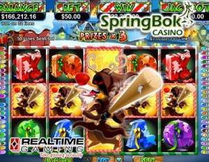 Real Time gaming Slots