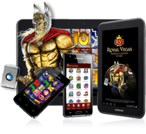 Mobiele casino apps