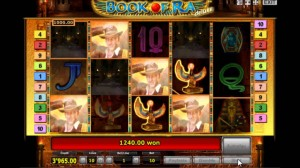Book of Ra Casinogame
